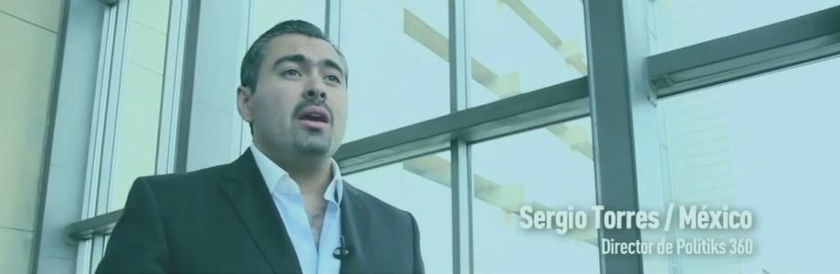 Sergio Torres Premio Rising Star