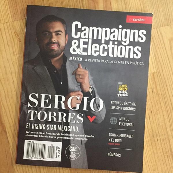 La entrevista: Sergio Torres Nuevo Rising Star Mexicano